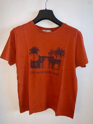 Camiseta chica Mango