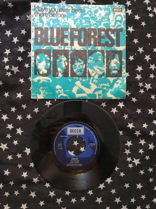 Blue Forest disco vinilo
