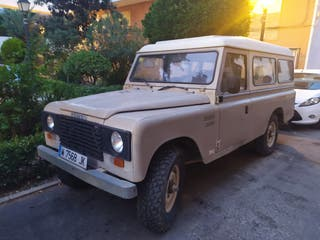 Land Rover santana 1989