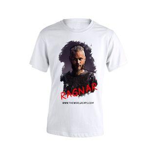 Camiseta RAGNAR de vikingos