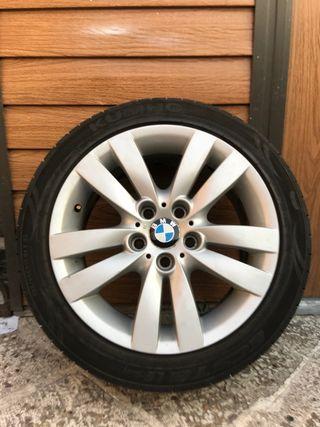 Llantas BMW 17 Originales+Neumáticos