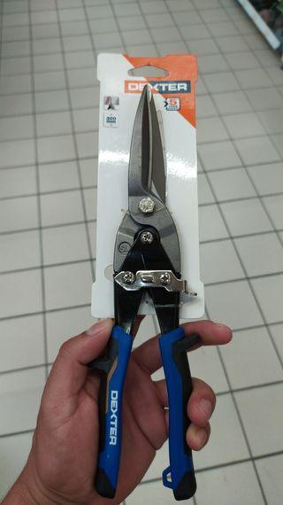 tijera de cortar chapas