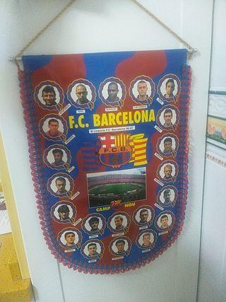 escudo oficial Barcelona temporada 96/97