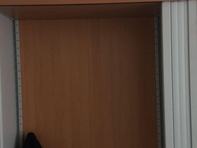 Tambour Filing Cabinet