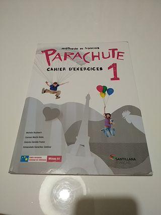 parachute 1 cahier d'exercices