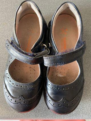 Zapatos colegio niña
