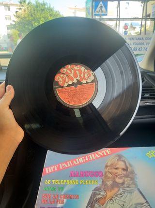 flamenco y música de los año setenta