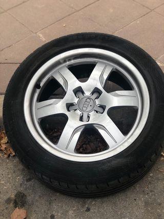 Llantas con neumáticos de 17