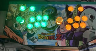Arcade Stick DragónBall