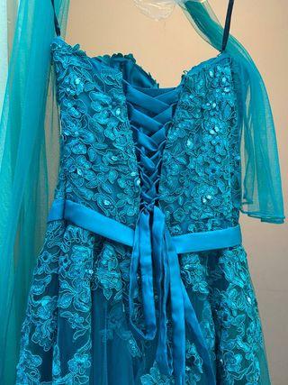 vestido de fiesta o boda t 36