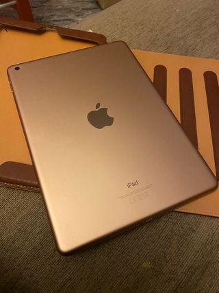 iPad 2018 gold 32 Gb 6 generación 9.7 pulgadas