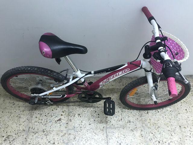 Bicicleta BH OREGON 20´