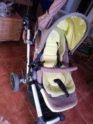 Coche de bebé Trío Jané Rider Transporter
