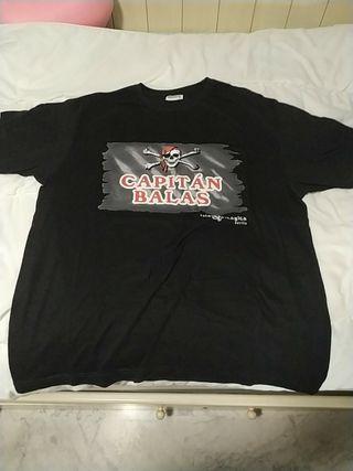 Camiseta Capitán Balas M