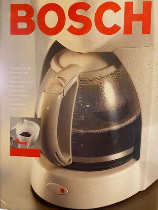 Cafetera de goteo Bosh