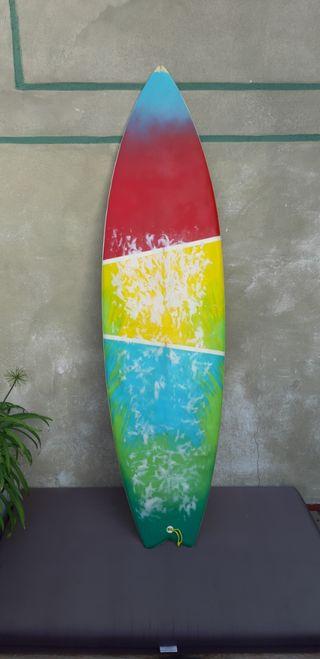 tabla de surf fibra 5'11