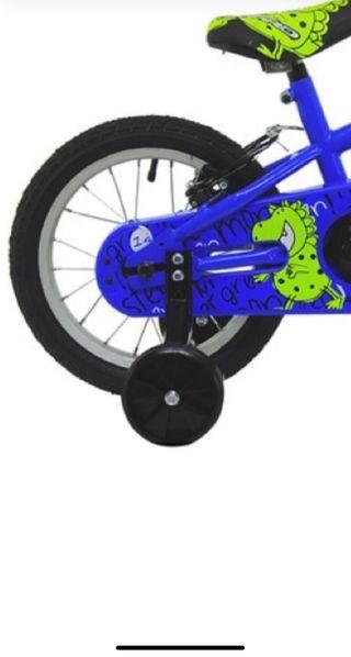 Ruedines sin estrenar para bicicleta.