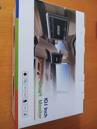 Monitor tablet para coche