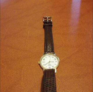 Reloj de oro macizo 18k
