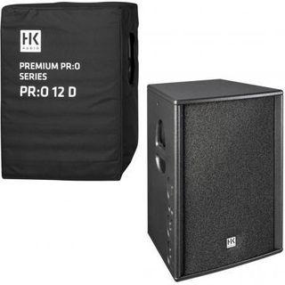 Equipo de audio profesional HK PR:O