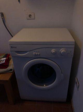 Lavadora Balay precio negociable casi no utilizada