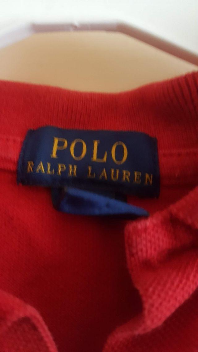 Ralph Lauren boy polo