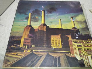 Pink Floyd animals vinilo 1977