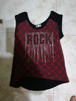 Blusa Rock