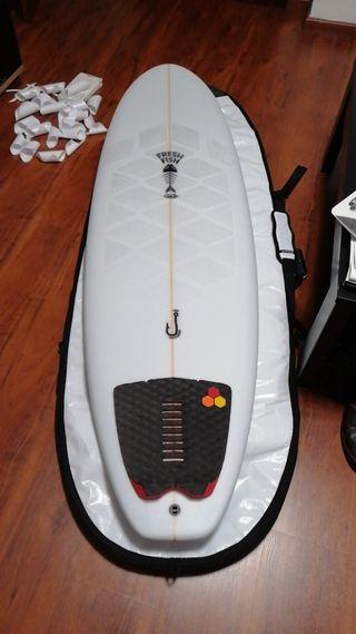 tabla de surf 6.6 x 23 x 33/8
