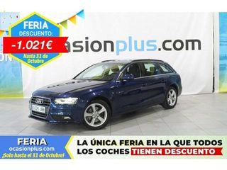 Audi A4 Avant 2.0 TDI CD 110 kW (150 CV)