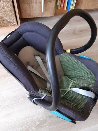 carro bebé confort