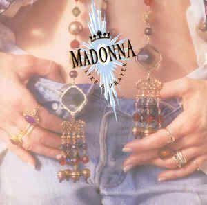 Madonna Like A Prayer DISCO VINILO