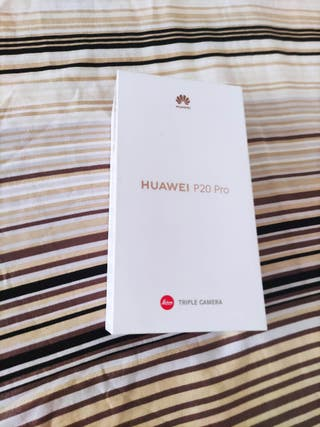 P20 Pro Huawei negro. ¡Impecable!