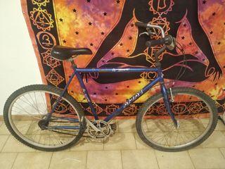 Bicicleta BTT Mountain bike freno contrapedal