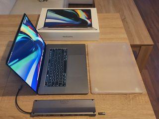 Macbook Pro 16 2020 + Extras / Cambio