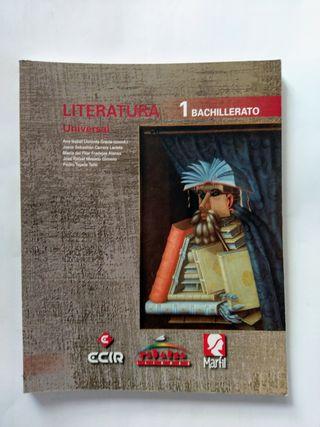 Libro texto. Literatura Universal