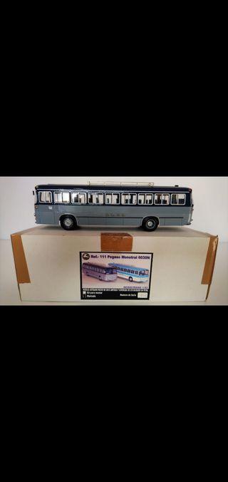 Maqueta Pegaso Modeltrans escala 1:43