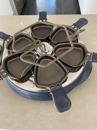 Raclette multifuncion 850w