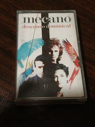 Cassette Descanso Dominical de Mecano