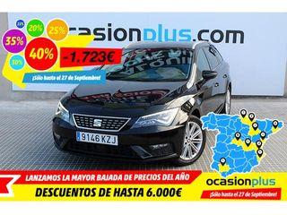 SEAT Leon 1.5 TGI GNC SANDS Xcellence Edition Plus DSG7 96 kW (130 CV)