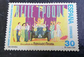 Sello España Belle Epoque 1993