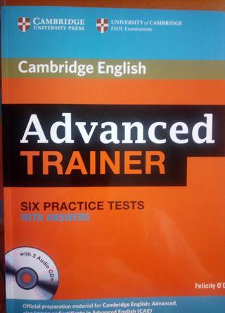 Test Advanced Certificate (C1) de Cambridge Univ.