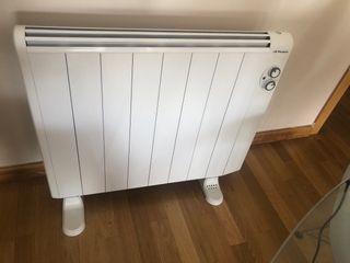 Emisor térmico, radiador electrico, bajo consumo