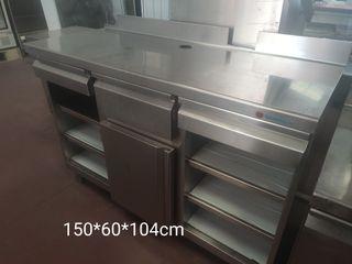 mueble cafetero 150 cm