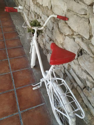 bicicleta decorativa
