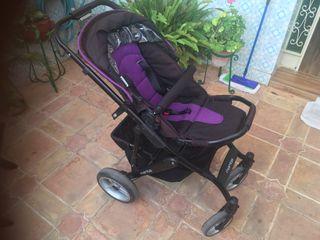 Carro Trio de Bebé