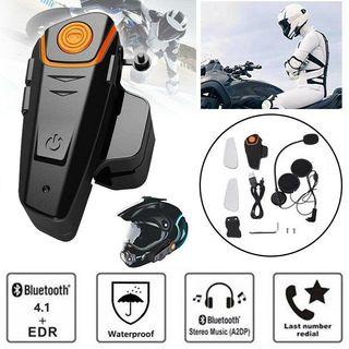 Intercomunicador BT moto Radio y GPS