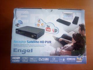 Receptor Sátelite DVB-S2 ENGEL RS 4800 HD