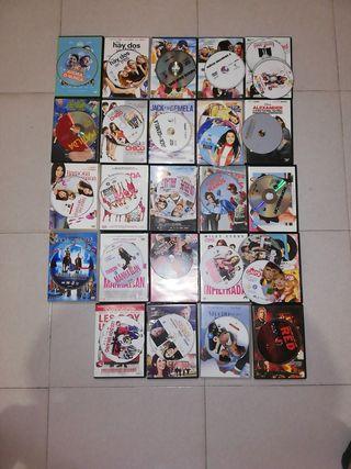 Pack de 29 pel·lícules de comèdia i drama