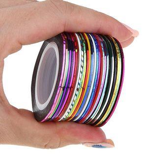 5 unidades de cintas adhesivas decoración